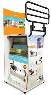 Stander Bed Rail by Pop Displays Senior Home Care Safety Products Stander