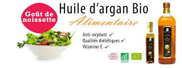huile argan cuisine huile d argan culinaire certifiée biologique