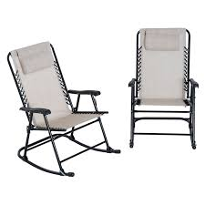 Outsunny Mesh Outdoor Folding Outdoor Rocking Chair - Set Of 2 Cream ... Folding Rocking Chair Foldable Rocker Outdoor Patio Fniture Beige Outsunny Mesh Set Grey Details About 2pc Garden Chaise Lounge Livingroom Club Mainstays Chairs Of Zero Gravity Pillow Lawn Beach Of 2 Cream Halu Patioin Gardan Buy Chairlounge Outdoorfolding Recling 3pcs Table Bistro Sets Padded Fabric Giantex Wood Single Porch Indoor Orbital With