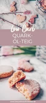 quark öl teig häschen co für ostern low carb teig