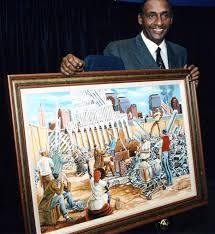File:Ernie Barnes With In Remembrance Painting.jpg - Wikimedia Commons Ernie Barnes The Handoff Artist Signed Lithograph African American Honors 101 Identity In The Age Of Selfindulgence Dr Jason E Klodt Saving Art That Wealth Will Wash Away Animal Paae_igotrhythm_18artnews Buffalo Soldiers 1979 Museum Satomaa On Twitter Sugar Shack 1976 Lit Back To Black Cinema And Racial Imaginary New Dream Unfolds Pating Original Works Late Nfl Playturnedpainter Watercolor
