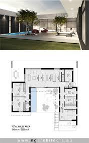 100 Modern Design Floor Plans Modern Villa AJ Designed By NG Architects Wwwngarchitectseu