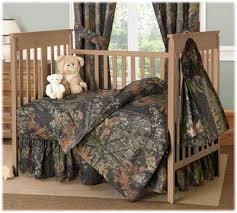 Bass Pro Shops Mossy Oak Break Up Crib Bedding Collection