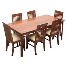 Nice Teak Dining 6 Seater 10 Details Furniture India Table Malaysia