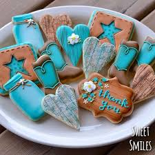Rustic Thank You Cookies I Finally Got To Do Some Designs And Effects