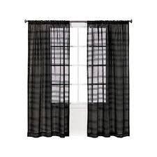 Target Threshold Grommet Curtains by Threshold Striped Curtains Drapes U0026 Valances Ebay