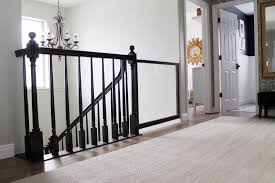 A DIY Baby Gate - Chris Loves Julia Baby Gate For Stairs With Banister Ipirations Best Gates How To Install On Stairway Railing Banisters Without Model Staircase Ideas Bottom Of House Exterior And Interior Keep A Diy Chris Loves Julia Baby Gates For Top Of Stairs With Banisters Carkajanscom Top Latest Door Stair Design Wooden Rs Floral The Retractable Gate Regalo 2642 Or Walls Cardinal Special Child Safety Walmartcom Designs