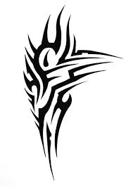 Tribal Shoulder Tattoo5 By SorenTalon