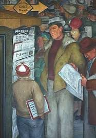 Coit Tower Murals Controversy by Marc Norton Online