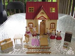 Calico Critters Master Bathroom Set by Best Picture Of Calico Critters Dollhouse All Can Download All