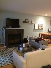 awkward fireplace placement alexis nielsen interiors