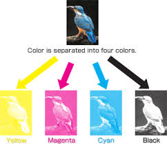 Three Processes Of Color Copying
