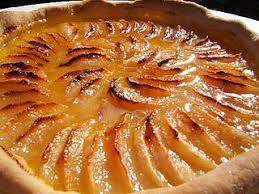 cuisine tarte aux pommes recette de la tarte aux pommes selon bernard loiseau