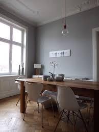 esstisch graue wände wohnzimmer hausmöbel haus deko