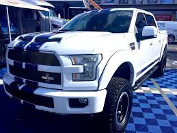 Shelby Unveils Its 700-HP F-150: Equal Parts Off-roader And Race ... The Shelby F150 700hp In A Pickup Shelbys Two Dodge Trucks Among Collection Going Up For Auction Dakota Wikipedia Ford Capital Raleigh Nc 2013 Svt Raptor First Look Truck Trend Used 2016 4x4 For Sale In Pauls Valley Ok Just A Car Guy Protype Truck That Carroll Kept News 2019 Ford New Interior Luxury Of Confirmed South Africa Carscoza 1920 Information 1000 F350 Dually Smokes Its Tires With Massive Torque