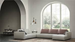 100 Modern Couch Design Italian Furniture Sectional Sofa Made In Italy Fabric New