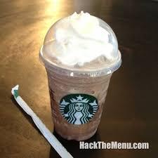 Pumpkin Frappuccino Starbucks by Starbucks Grasshopper Frappuccino Hackthemenu