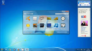 tutoriel installer désinstaller un gadget de bureau sous windows