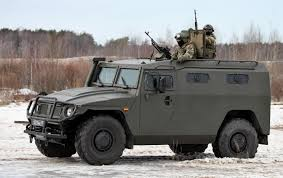 100 Armored Truck Jobs Russia Has Tiger Cars But How Good Are They The