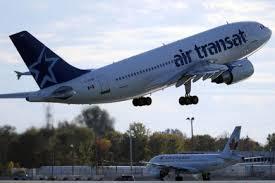 air transat souligne le 25e anniversaire de vol inaugural