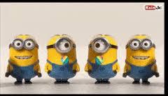 Its your birthday Happy birthday wishes Minions wishing happy birthday