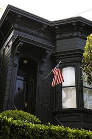 100 Cedar Sided Houses Black The Pros And Cons Of A Dark Painted Facade Gardenista