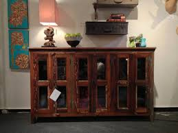 Engaging Decorating Dining Room Buffets And Sideboards Within Awesome Rustic Buffet Sideboard