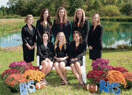 Barnesville Pumpkin Festival Times by Bhs Homecoming Candidates Jpg