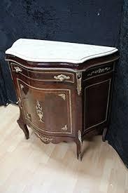 barock anrichte antik stil kommode marmor barock antik stil louisxv mkba0040