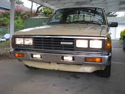 100 1985 Nissan Truck _Dude85 720 PickUp Specs Photos Modification