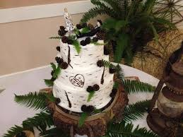 Cakes Galore Wooden Cake StandsRustic