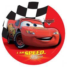 Disney Cars 3 Cake Icing Image
