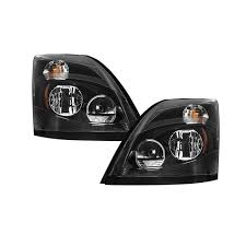 100 Led Lights For Trucks Headlights New Volvo VNL LED Advantage Truck Parts