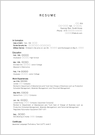 Military Experience On Resume Example Unique Sample High School No Valid