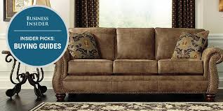 Ashley Larkinhurst Sofa Sleeper by The Best Sofas And Couches You Can Buy Business Insider