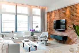 100 Penthouse Soho NYC LoftStyle With Brick Walls Takes Shape In London