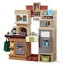 Step2 Kitchens U0026 Play Food by Amazon Com Step2 Heart Of The Home Kitchen Playset Toys U0026 Games
