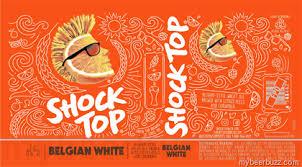 Shock Top Pumpkin Wheat Calories by Shock Top Pumpkin Wheat U0026 Belgian White In Cans Mybeerbuzz Com