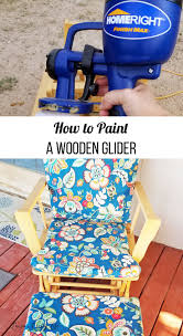 How To Paint A Wooden Glider - Laura's Crafty Life Grandpas Rocking Chair Brightened Up For New Baby Nursery Future Restoration Pictures Rahns Fniture Sold Arts And Crafts Childs Refinished The Frosted Gardner West Custom Cartoon Of Chairs The Adventures Mrs Comfortable Rocking Chairs Stock Image Image Of 1970s Vintage Thonet Feigleys Repair Refishing Shop Home Facebook How To Refinish A With Stain Stencils Wingback Spring Chair Refinished New Cushions Made Upholstered Redo Prodigal Pieces Heirloom Hour 1 Moms Wooden In