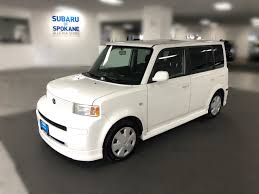 Used 2006 Toyota Scion XB Base For Sale In Spokane WA   VIN ... 2015 Scion Xb At Squamish Toyota Blog 2006 Xb Exbox Mini Truckin Magazine 2008 Latest Car Truck And Suv Road Tests Reviews Trucks Best Image Kusaboshicom Leather Truck Builds Xbbased Tacopaint Aoevolution Scion Xb Panel Scionlifecom Is Really Coming Forum Used 4 Door In Sherwood Park Ta86015a