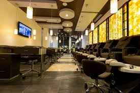 Nail Spa Design Ideas Picture Small Salon Beautiful