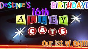 alley cats arlington destinie s 16th birthday at alley cats arlington tx fig s