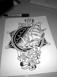 Loose Lips Sink Ships Tattoo Meaning by Traditional Brand New Tattoo Pinterest Memorial Tattoos