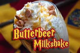 Pumpkin Juice Harry Potter Recipe by The Disney Diner Harry Potter Inspired Butterbeer Milkshake Recipe
