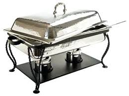 Disposable Buffet Warmer Chafing Dishes Trays Food Warmers