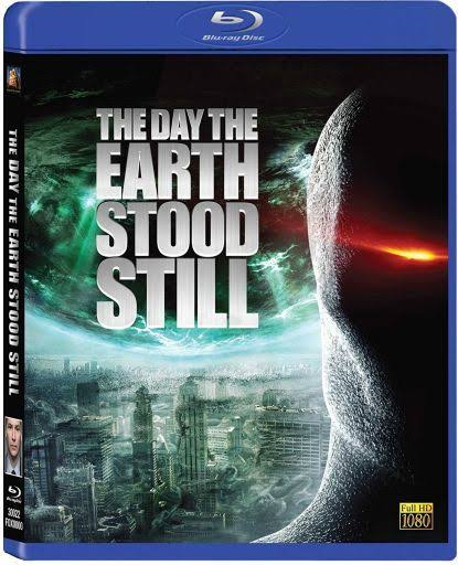The Day the Earth Stood Still Blu Ray Disc