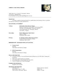 Resume References Example On Examples Personal Reference Format Available Upon Request