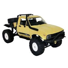 100 Rc Pickup Truck Amazoncom Baoblaze 116 RC S Toy 4WD OffRoad Vehicle