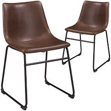 Brown Centiar Faux Leather Dining Chairs (Set Of 2) 100 Ding Chair Australia Chairs Tulip Fenton Leather Modern Parsons Midback Chocolate Faux Set Of 2 Zoe Scoop Back Chairs Neo Bronze Pack Costco Uk Espen X 12th Floor Room Extravagant Your House Newcastle Worlds Away Eichholtz In 2019 Cafe Koltuk White Teak Brown Herman Miller