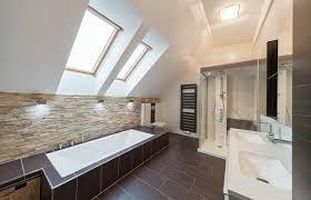 bad mit dachschräge optimal planen die badgestalter
